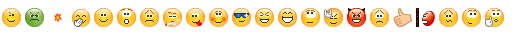 Смайлики Skype