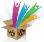 Новый мир wordpress