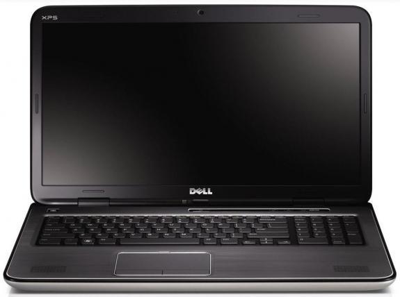 Ноутбук XPS 17 L702X
