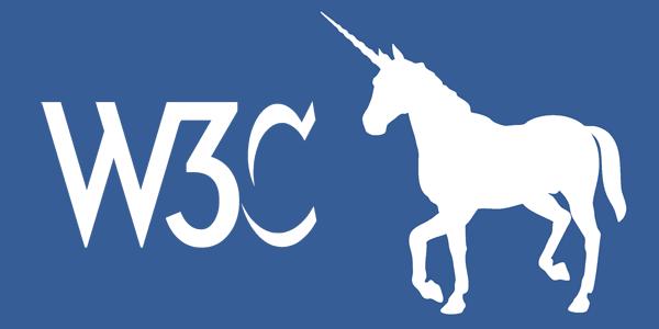 Unicorn W3C