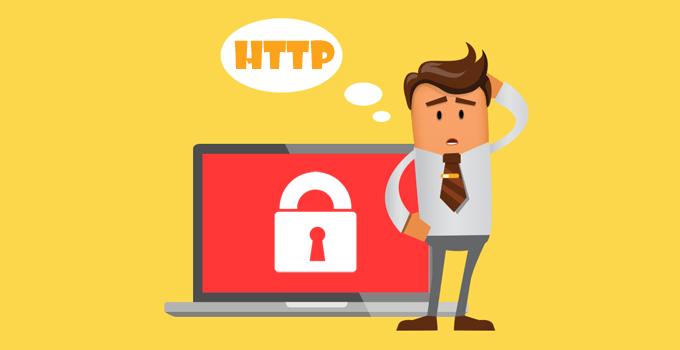 Небезопасное HTTP соединение