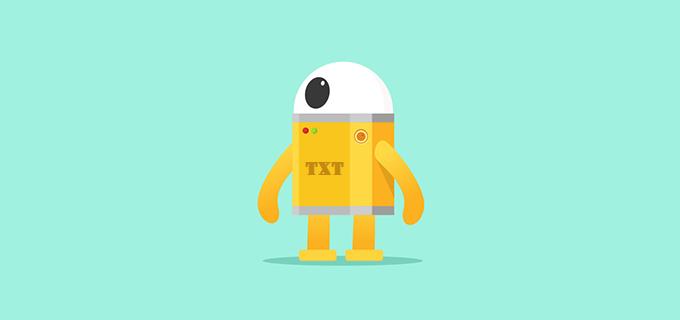 Файл robots
