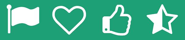 Иконочный шрифт