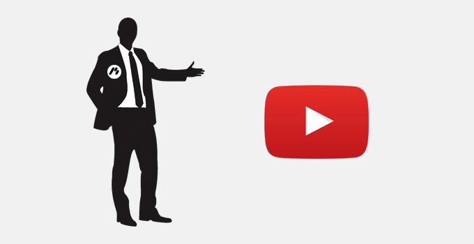 Видео-блогер