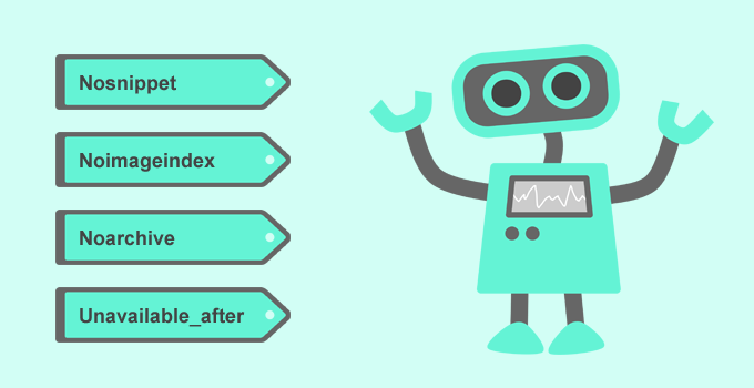 Директивы Meta Robots