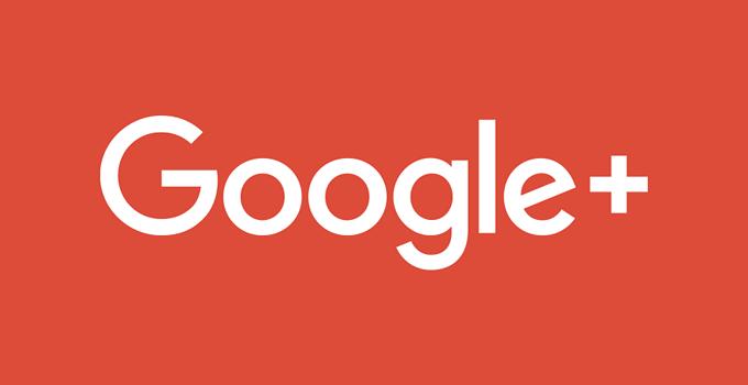 Социальная сеть Google Plus