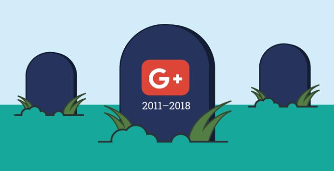 Закрытие Google Plus