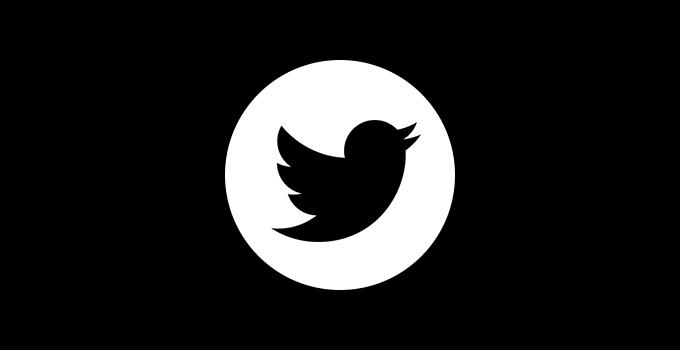 Аккаунт Twitter заблокирован
